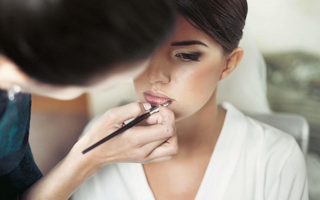 Gratis make up bij kleurbehandeling